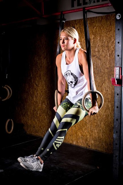LEGGINSY MORO STYLE - BARBELL NATION