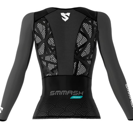 SMMASH - COMPRESSION TOP VITRAGE