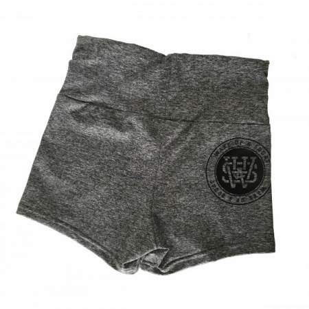 SPODENKI WAKE UP AND SQUAT SHORTS - WYSKOKI STAN