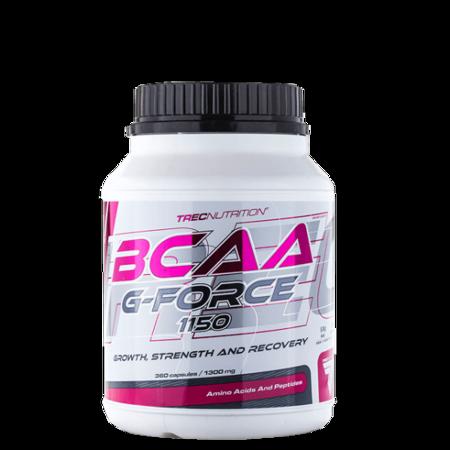 TREC NUTRITION BCAA G-Force 360 caps