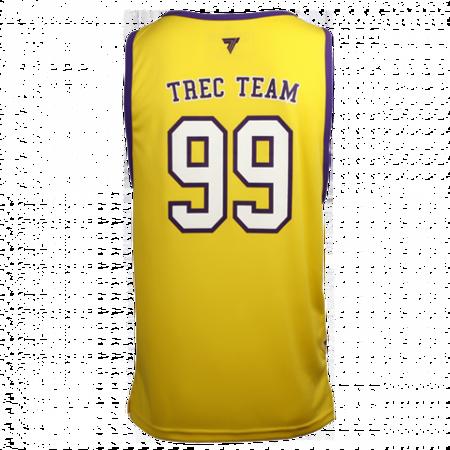 TREC WEAR - TW JERSEY 005 YELLOW