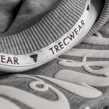 TRECWEAR -TW SWEATSHIRT TRECGIRL 08 STRONG GREY