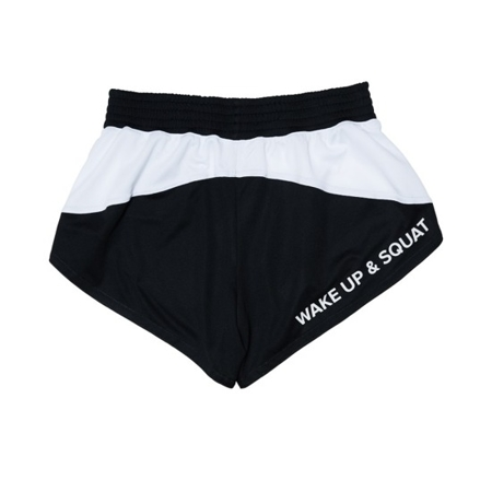 WAKE UP AND SQUAT - COOLMAX SHORTS