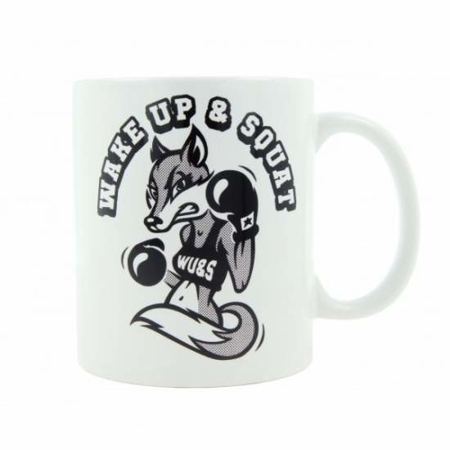 WAKE UP AND SQUAT LADY FOX - KUBEK