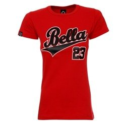 ATR WEAR - BELLA RED T-SHIRT ATR GIRL
