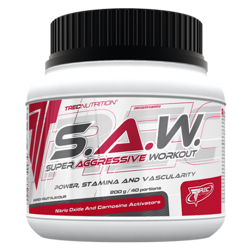 TREC NUTRITION S.A.W. - 200 G Wildberry
