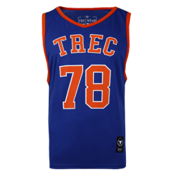 TREC WEAR - TW JERSEY 010 ROYAL BLUE