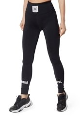LEGGINSY WAKE UP AND SQUAT - BLACK, WHITE