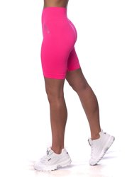 STRONG. -  BEZSZWOWE BIKERY NEON PINK (PUSH UP)