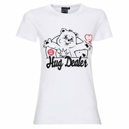 ATR WEAR - HUG DEALER ATR GIRL T-SHIRT