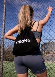 Plecak STRONG. - BLACK