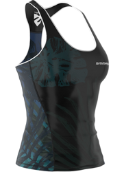 SMMASH - FIT TANK TROPICA